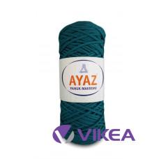 Ayaz Pamuk Makreme 1213 - tmavá smaragdová