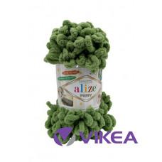 Alize Puffy 485 zelená
