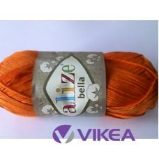 BELLA 487 - oranžová