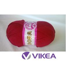 DORA 034 - tmavá červená