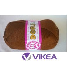 DORA 084 - čokoládová hnedá