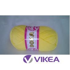 DORA 028 - svetlá žltá
