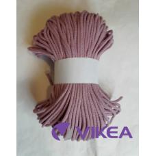 Šnúra bavlnená 5mm - staroružová