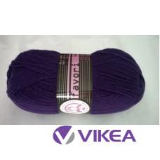 FAVORI 060 - tmavá fialová