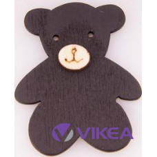 Medvedík - nášivka