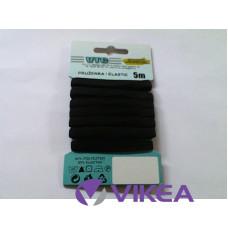 Guma elastic čierna