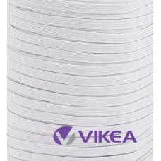 Guma plochá biela 5mm na rúška