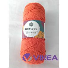 COTTON MIX 2135S - oranžová