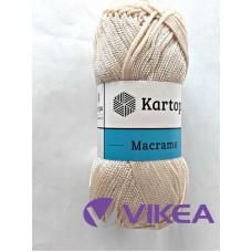MACRAME K025 svetlá béžová