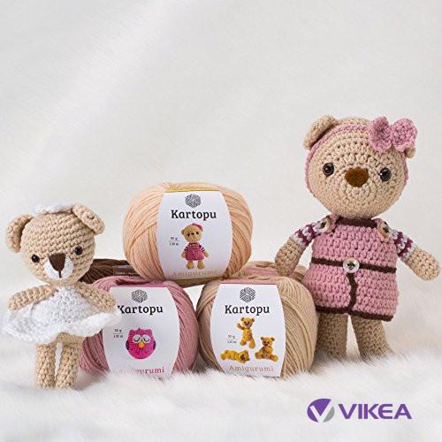 Amigurumi Bears Crochet | 500x500