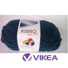 MERINO 14810 - modrošedá