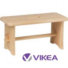 Drevená stolička - lavička