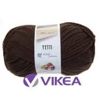 YETTI 51191 - tmavá čokoláda