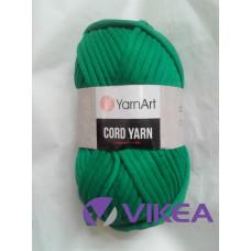 CORD YARN 759 - zelená