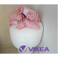 PUF - set na výrobu - ružová