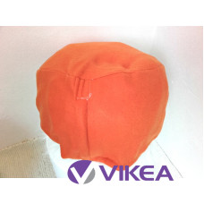 VAK DO PUFU na zips 40x28cm - oranžová