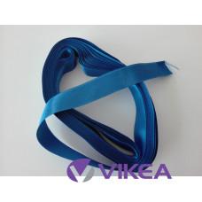 Stuha modrá 20 mm