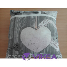 Vankúš 40 x 40 cm, bavlna Retro